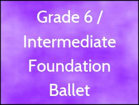 Grade 6 & Intermediate Foundation